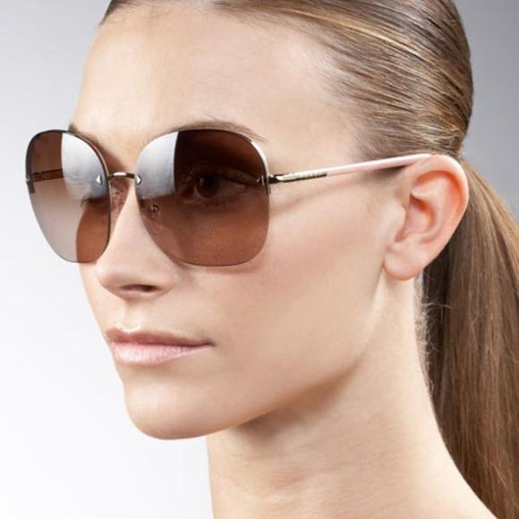 9234d08d59d1 Rimless Prada women s sunglasses. M 5b68d0dc1070ee6446555eef. Other  Accessories ...